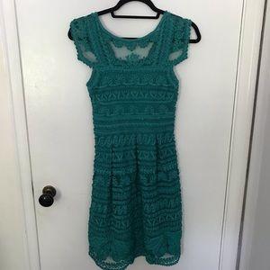 Anthropologie Yoana Baraschi New Light Dress